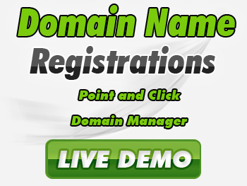 Inexpensive domain name registration services